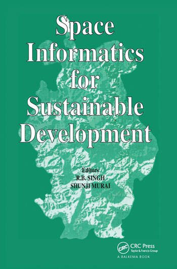 Space Informatics for Sustainable Development book cover