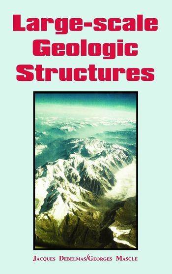 Large-Scale Geologic Structures book cover