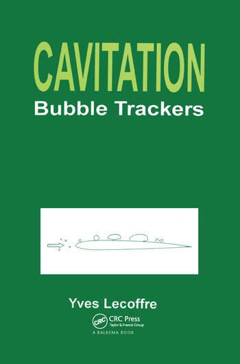 Cavitation Bubble Trackers book cover