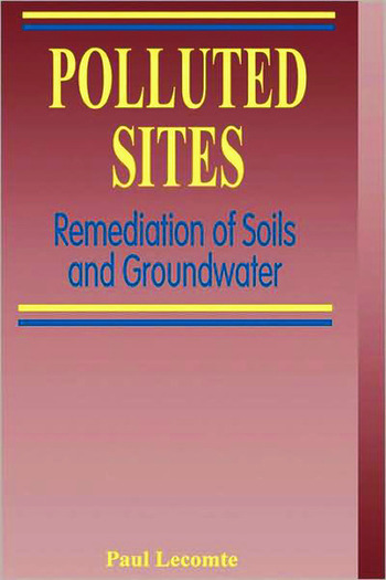 Polluted Sites book cover