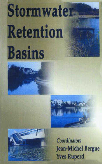 Stormwater Retention Basins book cover