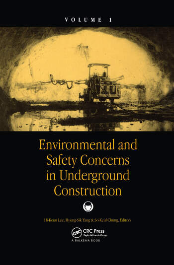 Environmental and Safety Concerns in Underground Construction, Volume1 book cover