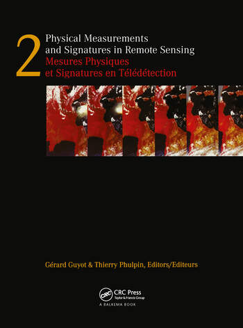 Physical Measurements & Signatures in Remote Sensing book cover