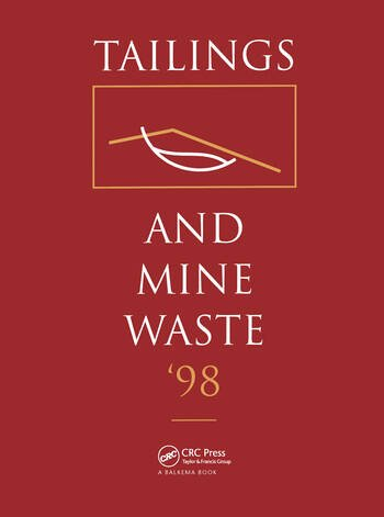Tailings and Mine Waste 1998 book cover