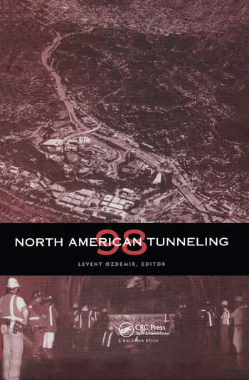 North American Tunneling 1988 book cover