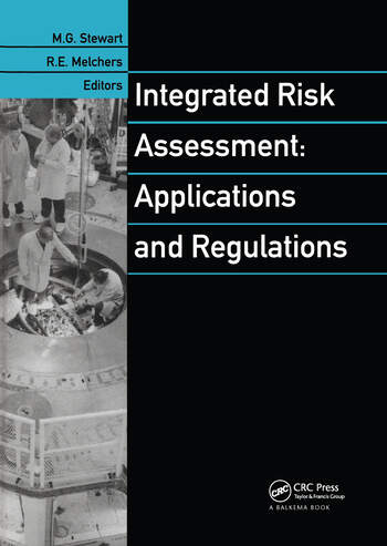 Integrated Risk Assessment: Applications and Regulations book cover