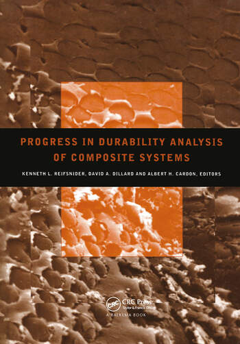 Progress in Durability Analysis of Composite Systems Proceedings of the 3rd international conference DURACOSYS, Blacksburg, Virginia, 14-17 September 1997 book cover