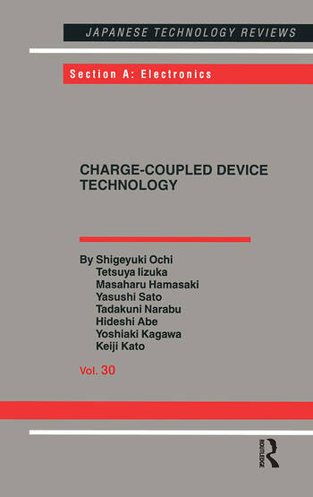 Charge-Coupled Device Technology book cover