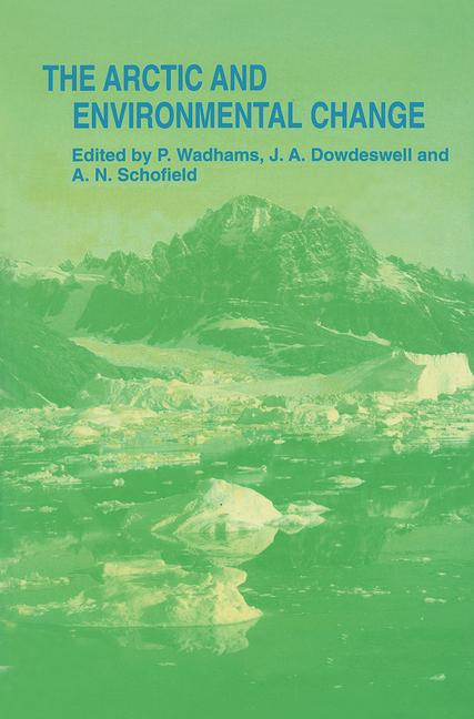 Arctic and Environmental Change book cover