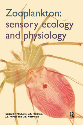 Zooplankton Sensory Ecology and Physiology book cover