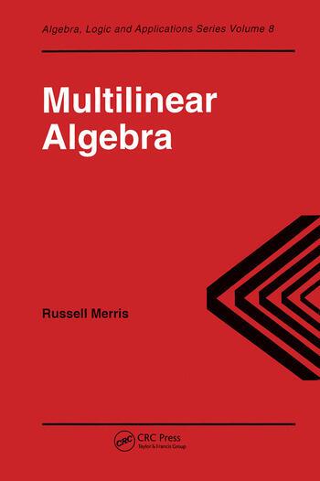 Multilinear Algebra book cover