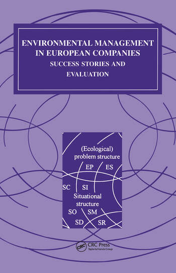 Environmental Management in European Companies Success Stories and Evaluation book cover