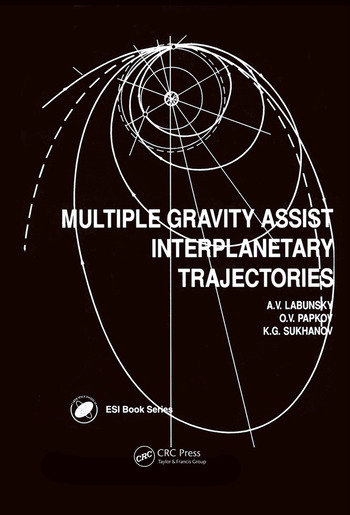 Multiple Gravity Assist Interplanetary Trajectories book cover