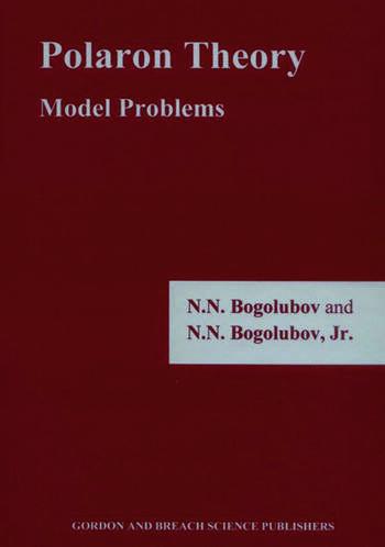 Polaron Theory Model Problems book cover