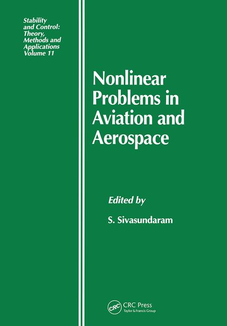 Nonlinear Problems in Aviation and Aerospace book cover