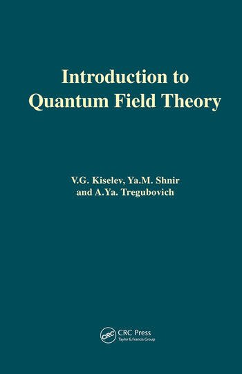 Introduction to Quantum Field Theory book cover
