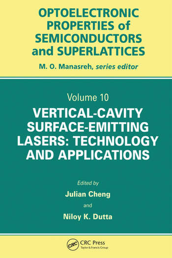 Vertical-Cavity Surface-Emitting Lasers Technology and Applications book cover