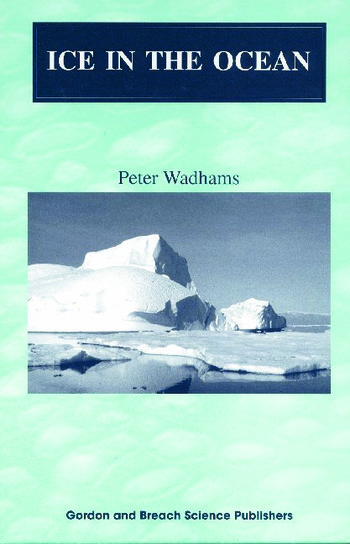 Ice in the Ocean book cover
