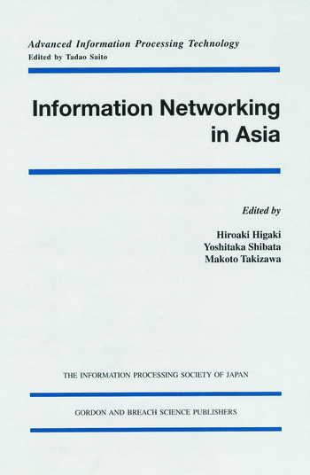 Information Networking in Asia book cover
