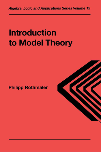 Introduction to Model Theory book cover