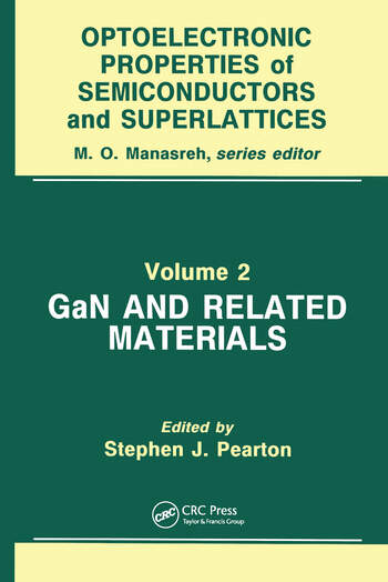 GaN and Related Materials book cover