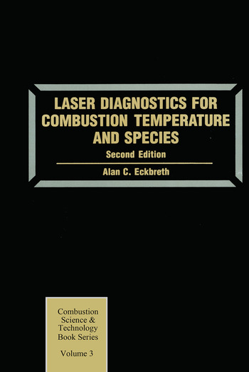 Laser Diagnostics for Combustion Temperature and Species book cover