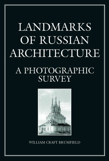 Landmarks of Russian Architect book cover
