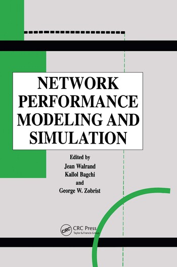 Network Performance Modeling and Simulation book cover