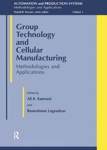 Group Technology And Cellular book cover