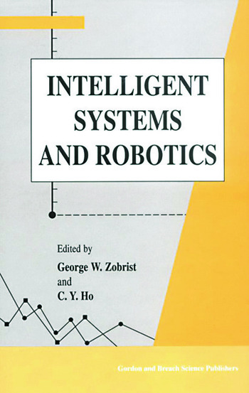 Intelligent Systems and Robotics book cover