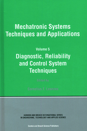 Diagnostic, Reliablility and Control Systems book cover