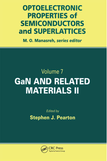 GaN and Related Materials II book cover