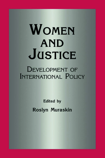 Women and Justice book cover