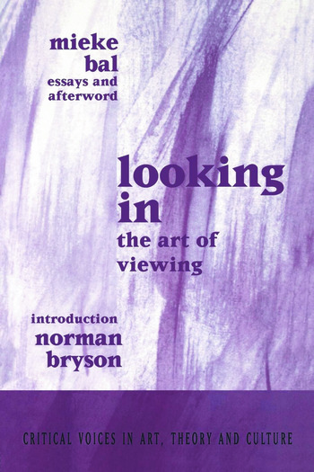 Looking In The Art of Viewing book cover
