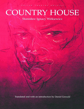 Country House Polish Theatre Archive book cover