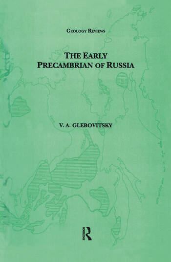 Early Precambrian of Russia book cover