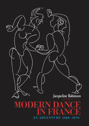 Modern Dance in France (1920-1970) An Adventure book cover