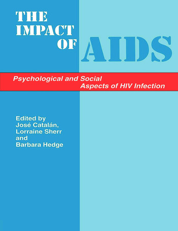 Impacts of Aids:Psych&Soc Aspe book cover