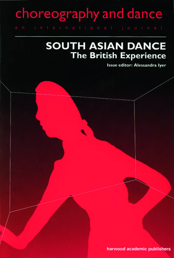 South Asian Dance The British Experience book cover