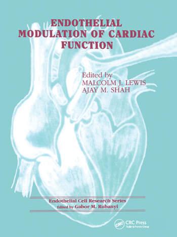 Endothelial Modulation of Cardiac Function book cover