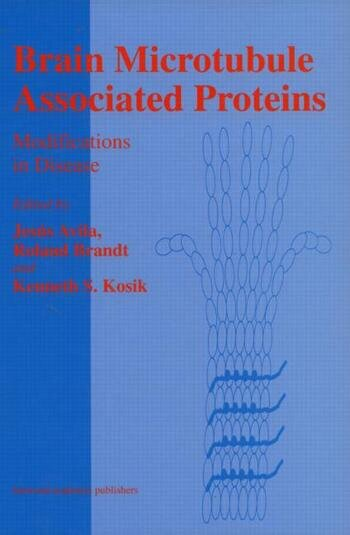 Brain Microtuble Associated Proteins book cover