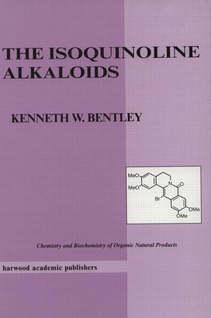 Isoquinoline Alkaloids book cover