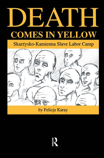 Death Comes in Yellow book cover