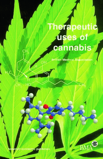 Therapeutic Uses of Cannabis book cover