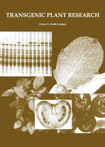 Transgenic Plant Research book cover
