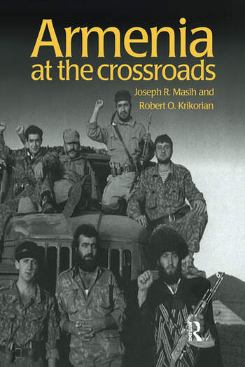 Armenia At the Crossroads book cover