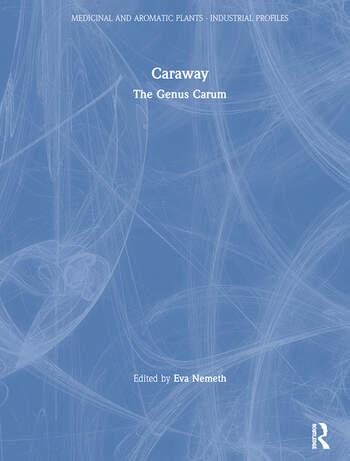 Caraway The Genus Carum book cover