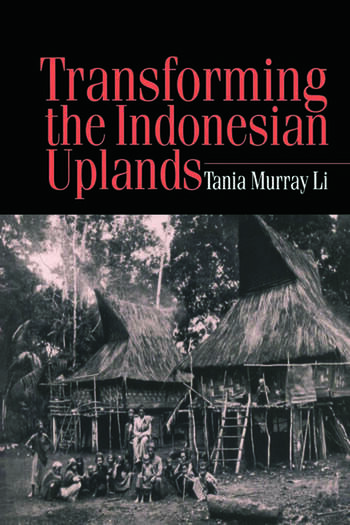 Transforming the Indonesian Uplands book cover