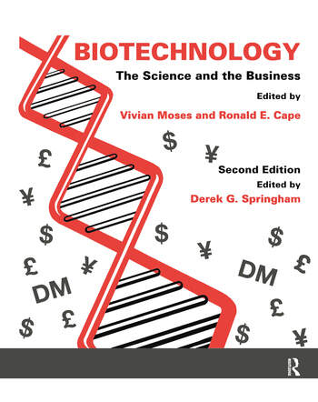 Biotechnology - The Science and the Business book cover