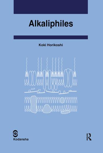 Alkaliphiles book cover
